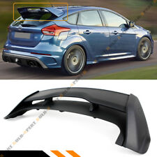 RS spoiler not included 495GF SpoilerKing Rear Rally Gurney Flap Ford Focus RS