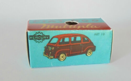 Repro Box Mercury Art.19 Fiat Multipla
