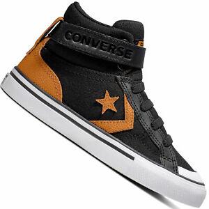Sneakers Pro Kinderschuhe Sneaker Hi Blaze Jungen Converse Junior Strap OXwnk8N0P