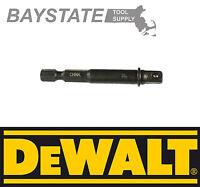 Dewalt Impact Ready 1/4 To 1/4 Socket Adapter For 18v/20v Driver Dw2541ir