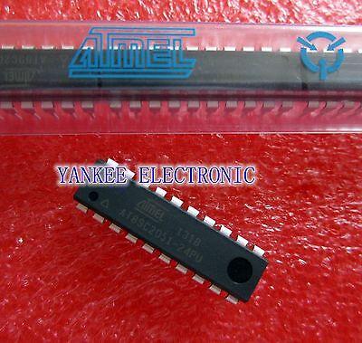 10PCS IC AT89C2051-24PU MICROCONTROLLER DIP-20 GOOD QUALITY D21
