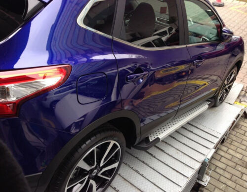 Honda CRV Estribo Lado pasos Bar Board Accesorio 2013-2016