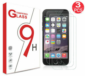 3x-Panzerfolie-fuer-iPhone-7-PLUS-iPhone-8-PLUS-Schutzfolie-Echt-Glas-Hartglas-9H