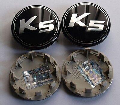 Eagle Emblem Badge Wheel Center Hub Cap 4EA for KIA 2011-2015 Optima K5