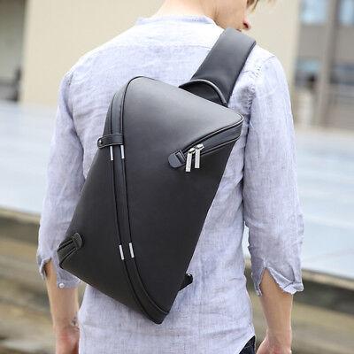 Men Bag Travel Hiking Cross Body Messenger Shoulder Back pack Sling Chest Bag
