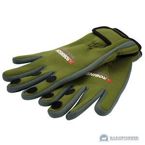 Robinson-3mm-neopreno-guantes-angel-guantes-de-dedos-con-bolsillos-talla-M-hasta-XL
