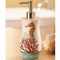 Tropical Bathroom Accessories Decor Kitchen Decorating Ideas Hand Soap Dispenser