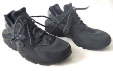 best sneakers a94bc 8a4e4 item 1 Mens NIKE AIR HUARACHE 318429-028 Triple Black Running Shoes - Size  10.5 -Mens NIKE AIR HUARACHE 318429-028 Triple Black Running Shoes - Size  10.5