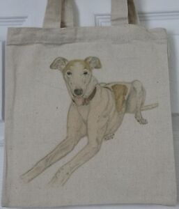 Greyhound-bag-Cotton-or-Canvas-3-sizes-4-designs-from-Original-Drawings