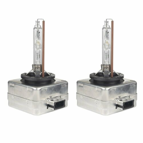 2 X 35W D3 HID Xenon Bulb Car Headlamp 5000K 12V Lamp Headlight