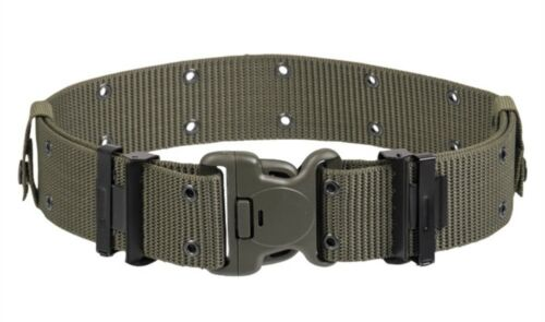 Us LC2 Hole Coupling M.Duraflex Buckle Tactical Belt Kapasi Olive Green