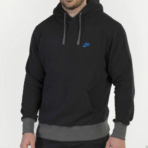 Nike Air Contrast Logo Swoosh Sweat Hoody Kapuzen Pullover sweatshirt NEU Hoodie