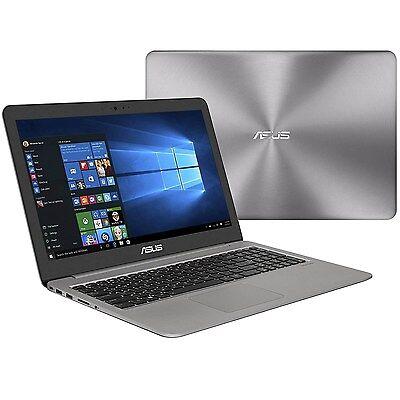 """ASUS ZenBook UX510UW 15.6"""" Laptop - Core i7 2.7GHz, 16GB RAM, 1TB, Windows 10"""