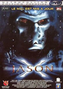 Jason-X-Edition-Prestige-DVD-NEUF