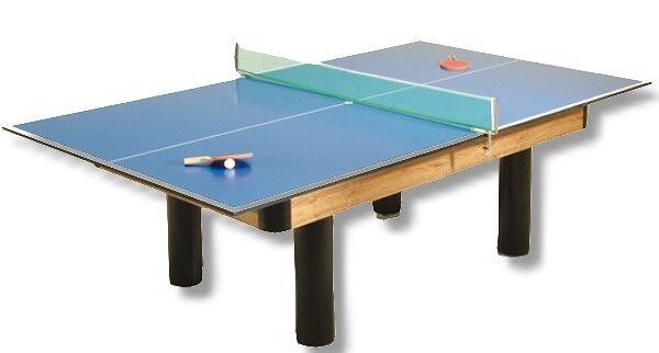 Tischtennis-Platte, Tisch-Auflage, Tisch-Auflage, Tisch-Auflage, 274 x 152 cm groß 26a120