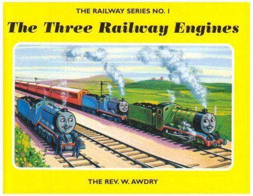1 of 1 - Railway Series No. 1: The Three Railway Engines by Rev. Wilbert Vere Awdry...