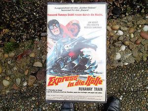 Express in die Hölle, spann.Actionfilm, Jon Voight, Eric Roberts, VHS-Kassette - Deutschland - Express in die Hölle, spann.Actionfilm, Jon Voight, Eric Roberts, VHS-Kassette - Deutschland