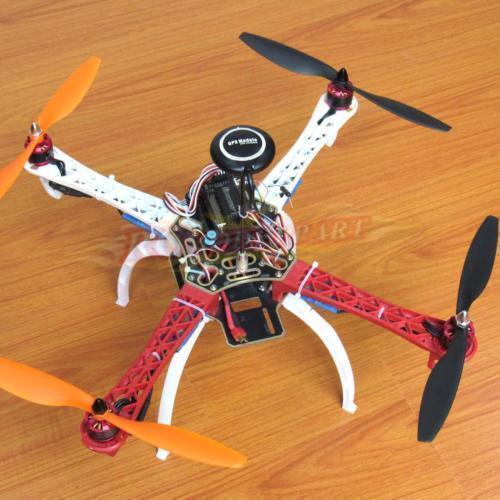 KIT FAI DA TE F450 Quadcopter APM2.8 FC NEO-7M GPS DJI 920KV BL Motore Simonk 30A ESC