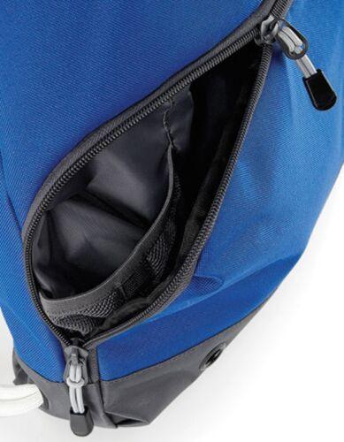 C BagBase Athleisure Gymsac Turnbeutel Schuh// Nassfach 35 x 49 x 9 cm BG542
