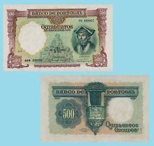 500 ESCUDOS 1942 BANKNOTES !NOT REAL! !COPY PORTUGAL 50 ESCUDOS 1925