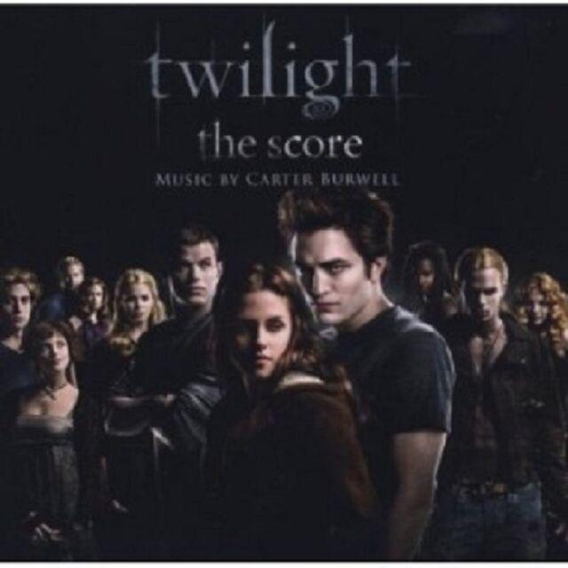 BURWELL/OST - TWILIGHT-BIS(S) ZUM MORGENGRAUEN (THE SCORE)  CD SOUNDTRACK NEW!