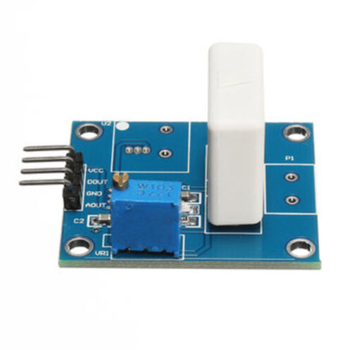 DC 5V WCS1800 Hall Current Detection Sensor Module 35A With Overcurrent Lamp