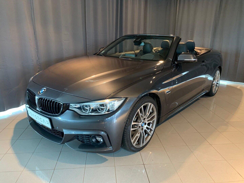 BMW 440i 3,0 Cabriolet aut. 2d