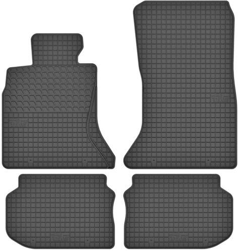 Fußmatten für BMW 5 F10 F11 F18 2010-2017 Gummi Gummimatten passgenau