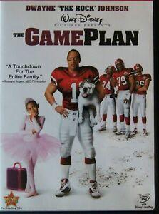 El-plan-de-juego-2008-DVD-pelicula-de-Disney-Dwayne-Johnson-La-Roca