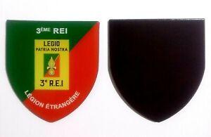 Magnet-flexible-insigne-regimentaire-du-3-REI-LEGION-ETRANGERE-6-x-5-5-cm