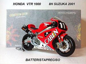 MINICHAMPS-VALENTINO-ROSSI-1-12-HONDA-2001-VTR-1000-CABIN-8-H-SUZUKA-L-E-4999