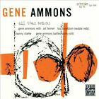 All-Star Sessions by Gene Ammons All Stars (CD, Jul-1993, Original Jazz Classics)