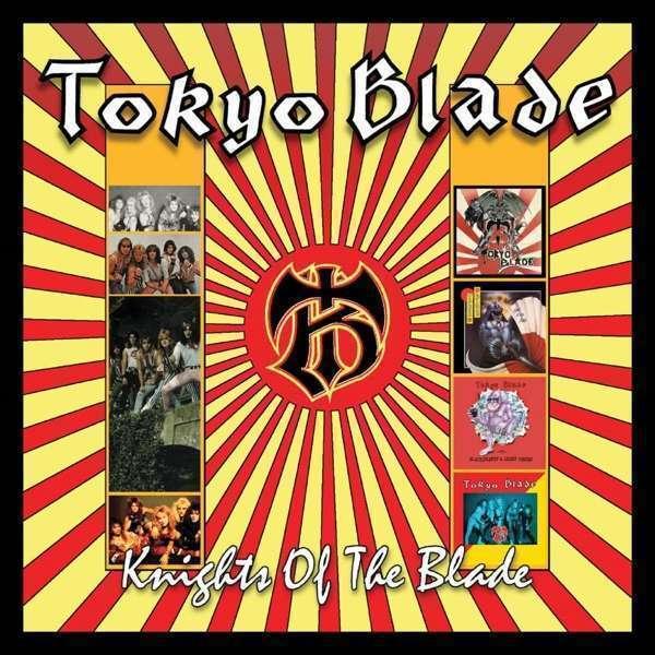 Tokyo Blade - Chevaliers de The Blade : Four CD Neuf Coffret
