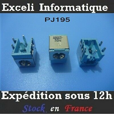 Original DC power jack connector for Gateway NV44 NV4400 NV4401 NV4402 NV4403