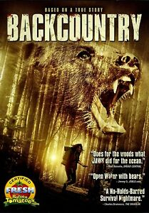 NEW-DVD-BACK-COUNTRY-Jeff-Roop-Eric-Balfour-Missy-Peregrym-TRUE-HORROR