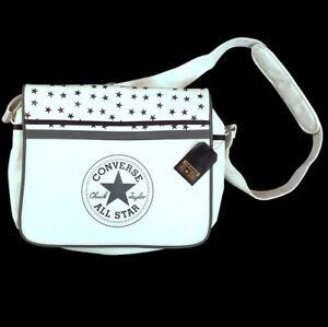 Converse Chuck Taylor All Star Messenger Bag Satchel NWT | eBay