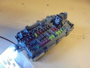 s l300 honda crv 1995 2001 interior dash fuse box ebay 2001 honda crv fuse box diagram at crackthecode.co