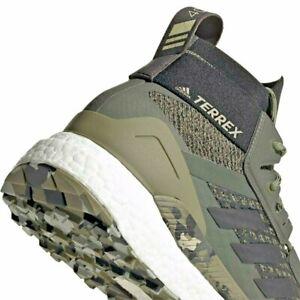 Détails sur Adidas Terrex libre Randonneur Boost Homme Trail Chaussures. UK 10. EU 44.7, cm 28.5 afficher le titre d'origine