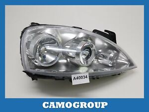 Front Headlight Right Front Right Headlight Depo for Opel 03 09