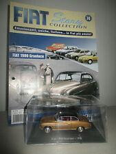 FIAT 1900 GRANLUCE 1952 CON FASCICOLO HACHETTE SCALA 1:43