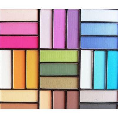 Shimmer Matte Glitter 27 Colors Eye Shadow Palette Makeup Beauty Cosmetics