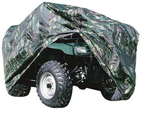 PyleSports Armor Shield ATV Cover Camo In color Fits Upto 82''L x48''W x 31.5''H