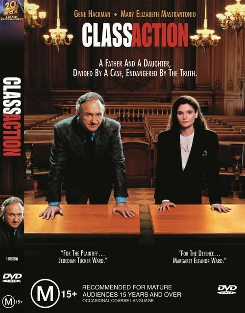 Class Action (DVD, 2007) REGION-4, LIKE NEW, FREE POST WITHIN AUSTRALIA