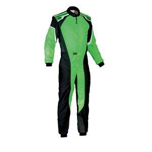 3 Ks Suit Verde 140 Colore Modello Fluo Misura Tuta Omp Bimbo Kart Nero pTBSTFI