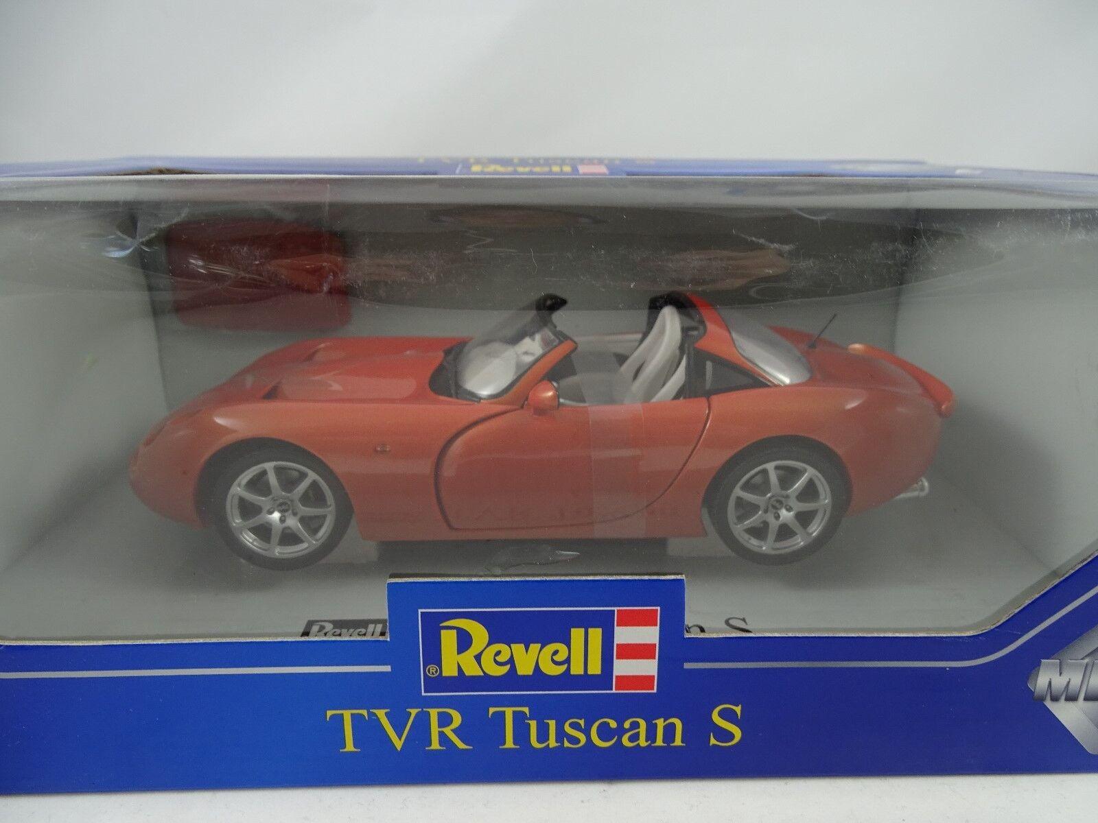 1 18 Revell  08840 TVR Tuscan S Orange-RARE NOUVEAU Neuf dans sa boîte §