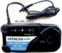 Hitachi Uc18yrl 18v Battery Charger 4 Ebm1830 Ebm1815 18 Volt Nicad,lit-ion