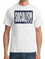 Socialism - Political - Mens T-Shirt