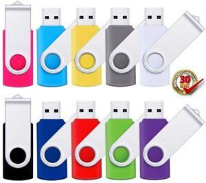 USB2.0 High Speed Flash Pen Thumb Key Drive Memory Stick 1,2,4,8,16,32,64GB