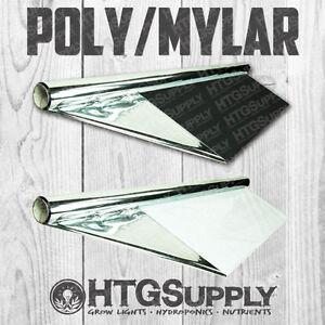 MYLAR-GROW-ROOM-LINER-Hydroponic-Reflective-Mirror-Film-Shiny-B-W-Poly