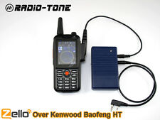 Radio Over Zello Controller + RT3 Android Smart Phone For Kenwood Baofeng HT